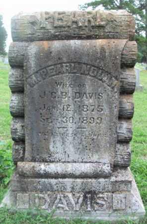 DAVIS, MILDRED PEARL - Howell County, Missouri | MILDRED PEARL DAVIS - Missouri Gravestone Photos