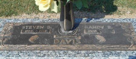 DAVIS, STEVEN BERNELL - Howell County, Missouri | STEVEN BERNELL DAVIS - Missouri Gravestone Photos