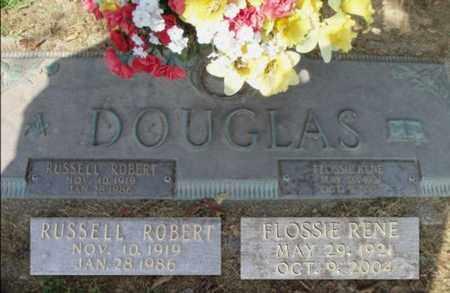 DOUGLAS, FLOSSIE RENE - Howell County, Missouri | FLOSSIE RENE DOUGLAS - Missouri Gravestone Photos