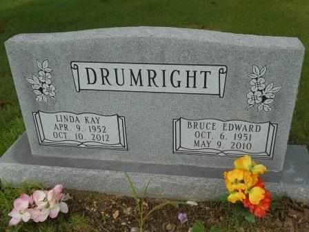 ROMANS DRUMRIGHT, LINDA KAY - Howell County, Missouri | LINDA KAY ROMANS DRUMRIGHT - Missouri Gravestone Photos