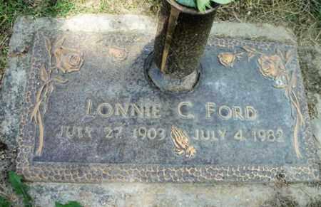 FORD, LONNIE C. - Howell County, Missouri   LONNIE C. FORD - Missouri Gravestone Photos