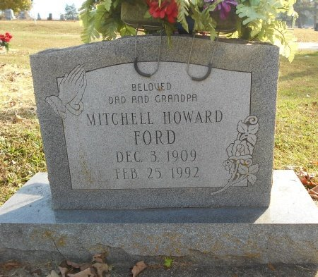 FORD, MITCHELL HOWARD - Howell County, Missouri | MITCHELL HOWARD FORD - Missouri Gravestone Photos