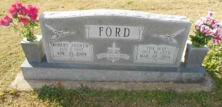 FORD, ROBERT ANDREW - Howell County, Missouri | ROBERT ANDREW FORD - Missouri Gravestone Photos