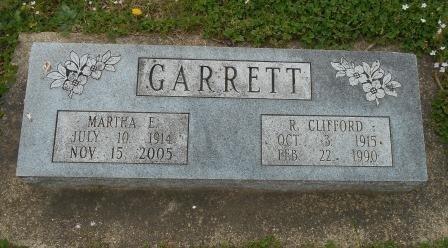 GARRETT, MARTHA E - Howell County, Missouri | MARTHA E GARRETT - Missouri Gravestone Photos