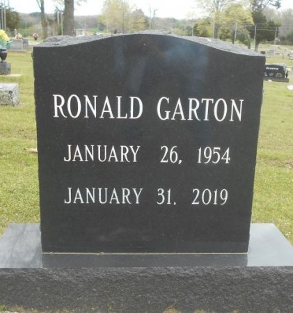 "GARTON, RONALD LEE ""MERCY"" - Howell County, Missouri | RONALD LEE ""MERCY"" GARTON - Missouri Gravestone Photos"