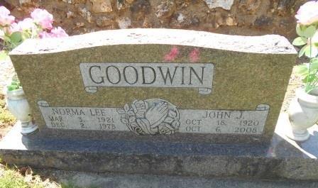 GOODWIN, NORMA LEE - Howell County, Missouri   NORMA LEE GOODWIN - Missouri Gravestone Photos