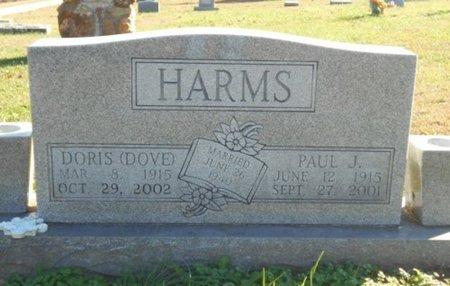 HARMS, PAUL JOHN - Howell County, Missouri   PAUL JOHN HARMS - Missouri Gravestone Photos