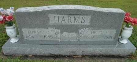 HARMS, EDWARD C - Howell County, Missouri   EDWARD C HARMS - Missouri Gravestone Photos