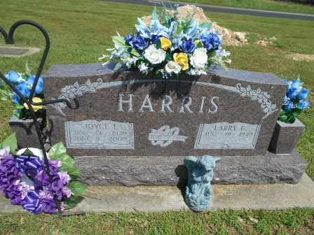 TAYLOR HARRIS, JOYCE - Howell County, Missouri   JOYCE TAYLOR HARRIS - Missouri Gravestone Photos