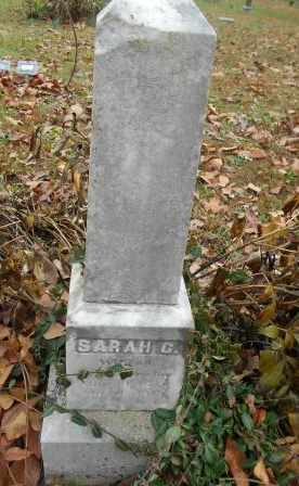 HENSLEY, SARAH C. - Howell County, Missouri | SARAH C. HENSLEY - Missouri Gravestone Photos