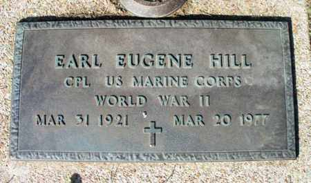 HILL, EARL EUGENE VETERAN WWII - Howell County, Missouri | EARL EUGENE VETERAN WWII HILL - Missouri Gravestone Photos