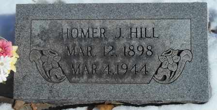 HILL, HOMER JAMES - Howell County, Missouri | HOMER JAMES HILL - Missouri Gravestone Photos