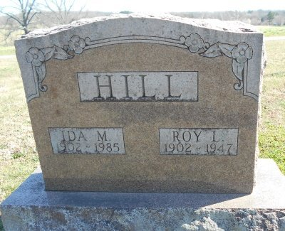 HILL, IDA MAE - Howell County, Missouri | IDA MAE HILL - Missouri Gravestone Photos