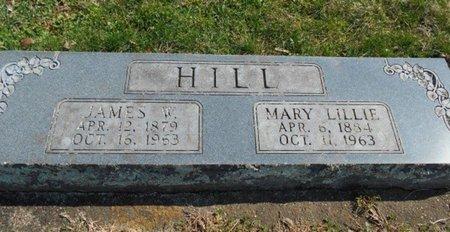 HILL, JAMES W. - Howell County, Missouri | JAMES W. HILL - Missouri Gravestone Photos