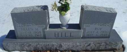 HILL, HELEN - Howell County, Missouri | HELEN HILL - Missouri Gravestone Photos