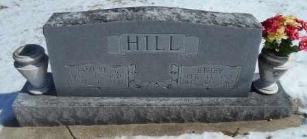 HILL, SAMUEL - Howell County, Missouri | SAMUEL HILL - Missouri Gravestone Photos