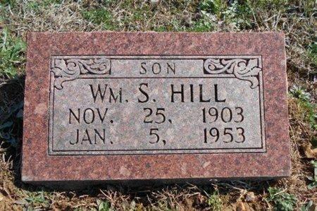 HILL, WILLIAM S. - Howell County, Missouri   WILLIAM S. HILL - Missouri Gravestone Photos