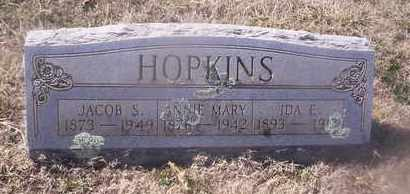HOPKINS, JACOB - Howell County, Missouri | JACOB HOPKINS - Missouri Gravestone Photos