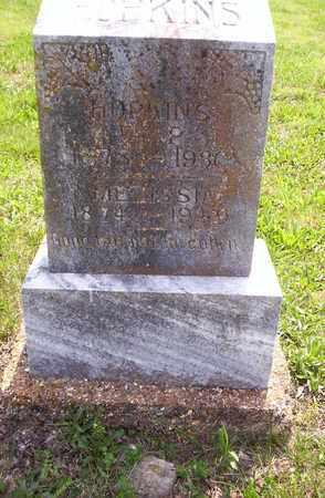 HOPKINS, PETER PARKER - Howell County, Missouri | PETER PARKER HOPKINS - Missouri Gravestone Photos
