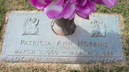 HOPKINS, PATRICIA ANN - Howell County, Missouri   PATRICIA ANN HOPKINS - Missouri Gravestone Photos