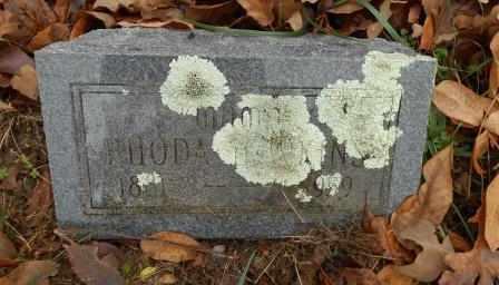 HOPKINS, RHODA - Howell County, Missouri | RHODA HOPKINS - Missouri Gravestone Photos