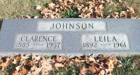 JOHNSON, EVA LEILA - Howell County, Missouri | EVA LEILA JOHNSON - Missouri Gravestone Photos