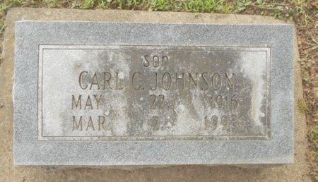 JOHNSON, CARL C. - Howell County, Missouri   CARL C. JOHNSON - Missouri Gravestone Photos