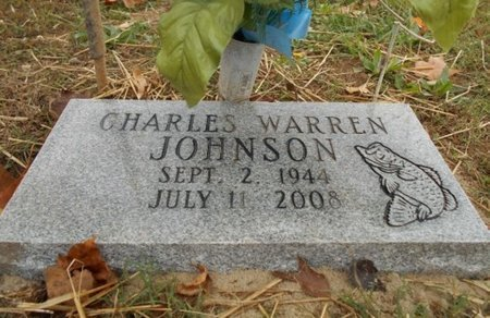 JOHNSON, CHARLES WARREN - Howell County, Missouri | CHARLES WARREN JOHNSON - Missouri Gravestone Photos