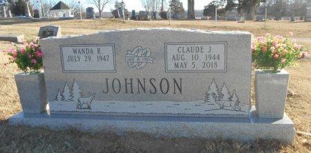 JOHNSON, CLAUDE JAMES - Howell County, Missouri   CLAUDE JAMES JOHNSON - Missouri Gravestone Photos
