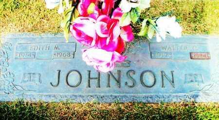 JOHNSON, EDITH M. - Howell County, Missouri | EDITH M. JOHNSON - Missouri Gravestone Photos