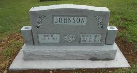 JOHNSON, HUGO E - Howell County, Missouri   HUGO E JOHNSON - Missouri Gravestone Photos