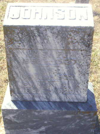 JOHNSON, EVA - Howell County, Missouri | EVA JOHNSON - Missouri Gravestone Photos