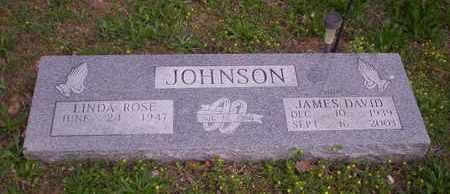 JOHNSON, JAMES DAVID - Howell County, Missouri | JAMES DAVID JOHNSON - Missouri Gravestone Photos