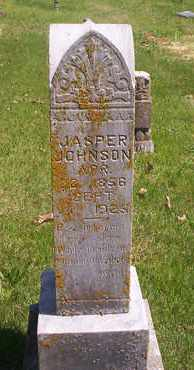 JOHNSON, JASPER - Howell County, Missouri | JASPER JOHNSON - Missouri Gravestone Photos