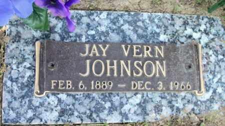 JOHNSON, JAY VERN - Howell County, Missouri | JAY VERN JOHNSON - Missouri Gravestone Photos