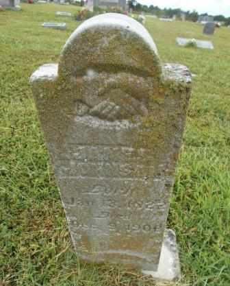 JOHNSON, JAMES - Howell County, Missouri   JAMES JOHNSON - Missouri Gravestone Photos