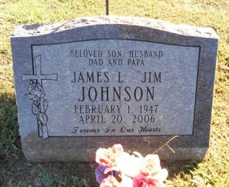 JOHNSON, JAMES L. - Howell County, Missouri | JAMES L. JOHNSON - Missouri Gravestone Photos