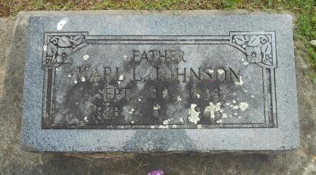 JOHNSON, KARL L - Howell County, Missouri | KARL L JOHNSON - Missouri Gravestone Photos