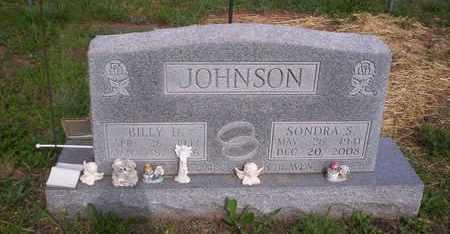 JOHNSON, BILLY - Howell County, Missouri | BILLY JOHNSON - Missouri Gravestone Photos