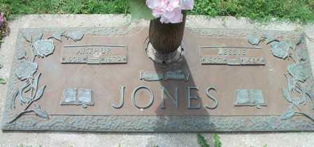 JONES, ARTHUR - Howell County, Missouri | ARTHUR JONES - Missouri Gravestone Photos