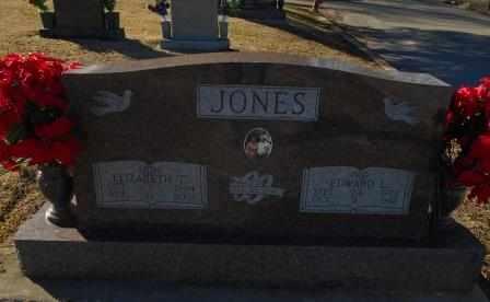 JONES, EDWARD LOUIS - Howell County, Missouri | EDWARD LOUIS JONES - Missouri Gravestone Photos