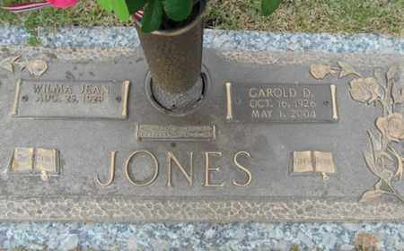 JONES, GAROLD D. - Howell County, Missouri   GAROLD D. JONES - Missouri Gravestone Photos