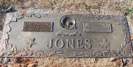 JONES, HAROLD F. - Howell County, Missouri   HAROLD F. JONES - Missouri Gravestone Photos