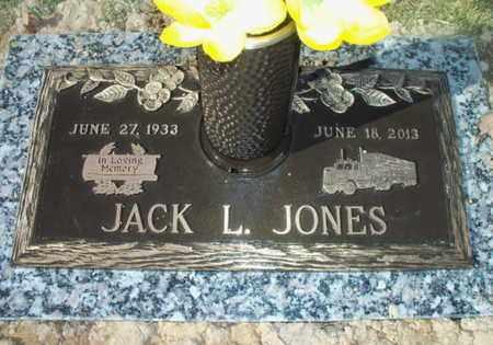 JONES, JACK L. - Howell County, Missouri | JACK L. JONES - Missouri Gravestone Photos