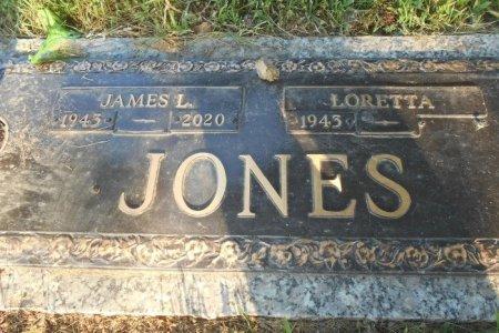 JONES, JAMES LINDELL - Howell County, Missouri | JAMES LINDELL JONES - Missouri Gravestone Photos