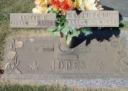 JONES, LESTER C. - Howell County, Missouri   LESTER C. JONES - Missouri Gravestone Photos