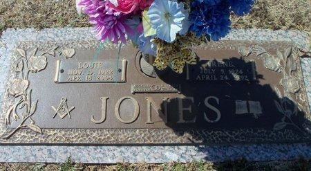 JONES, IRENE - Howell County, Missouri | IRENE JONES - Missouri Gravestone Photos