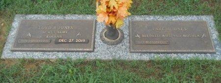 JONES, LOYD B. VETERAN KOREAN - Howell County, Missouri | LOYD B. VETERAN KOREAN JONES - Missouri Gravestone Photos