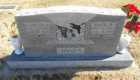 JONES, DOROTHY ARATA - Howell County, Missouri | DOROTHY ARATA JONES - Missouri Gravestone Photos
