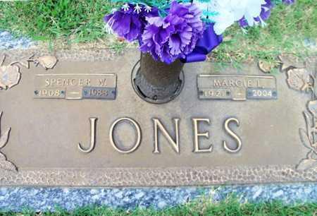 JONES, SPENCER WILLIAM - Howell County, Missouri   SPENCER WILLIAM JONES - Missouri Gravestone Photos